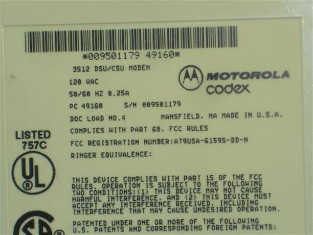 3512 Motorola image