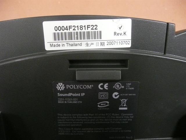 2200-11360-025 PolyCom image