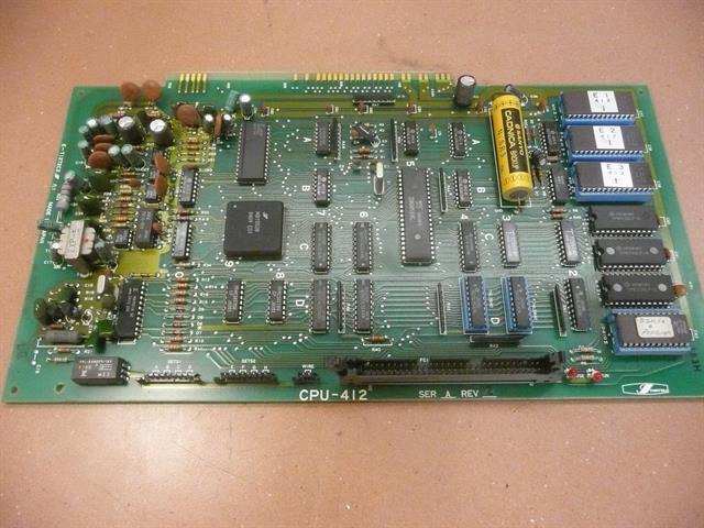 CPU-412 Iwatsu image