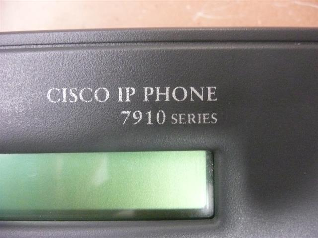 CP-7910G+SW Cisco image
