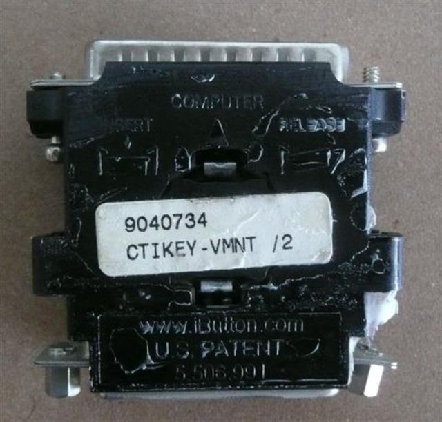 CTIKEY-VMNT / DS1410E-001 Comdial image