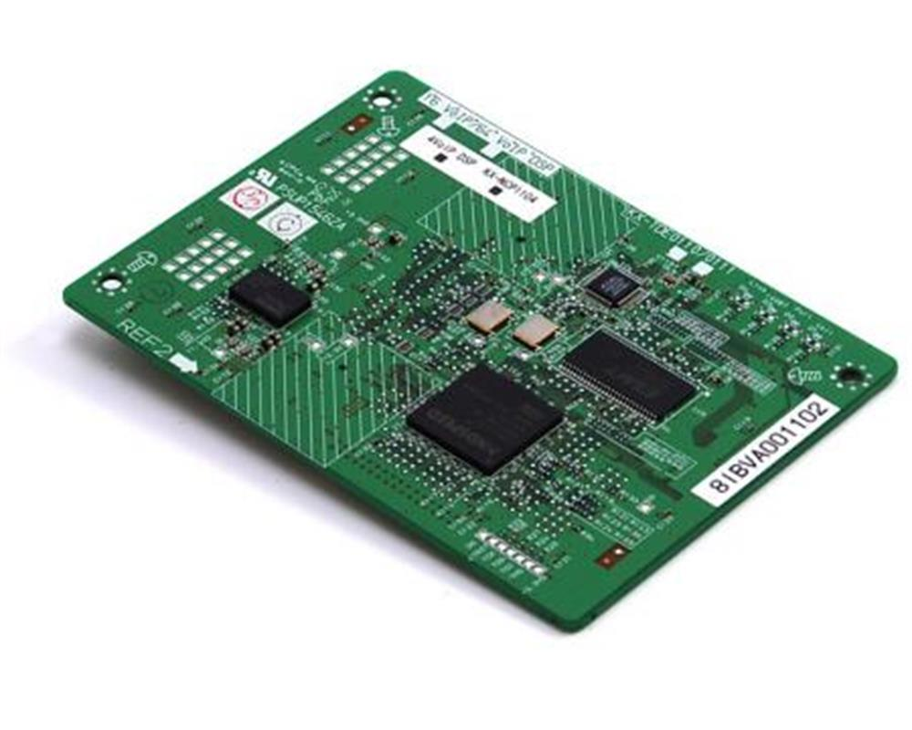 Panasonic DSP4 KX-NCP1104 4 Channel DSP VoIP Resource Daughter Card image