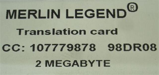 107779878 / 98DR08 ATT-Avaya Lucent image