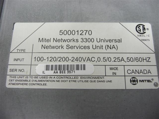 50001270 Mitel image