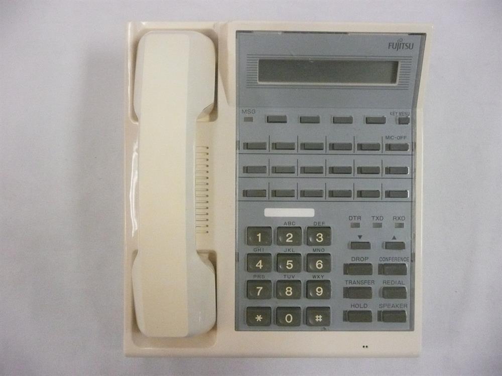 F10L-0760-K101-WH / F760V-DSW Fujitsu image