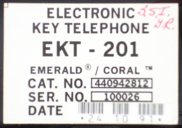EKT201 - 440942812 - Ash Tadiran image