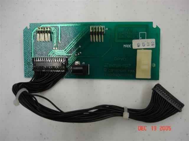 Inter-Tel 550.4221 DSS Card image