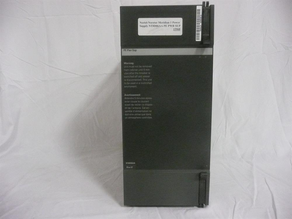 NT8D06AA / (PE PWR SUP) Nortel-Norstar image