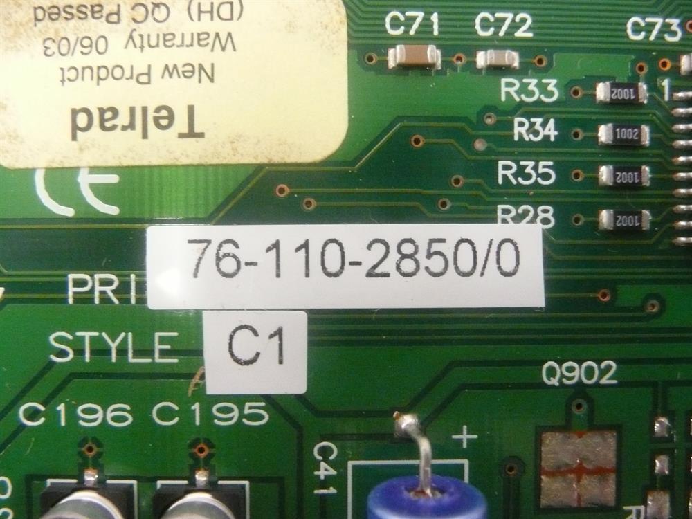 N12 (76-110-2850) Telrad image