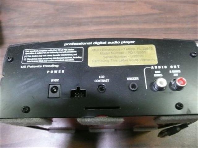 PD-USB60 Mohs Electronics image