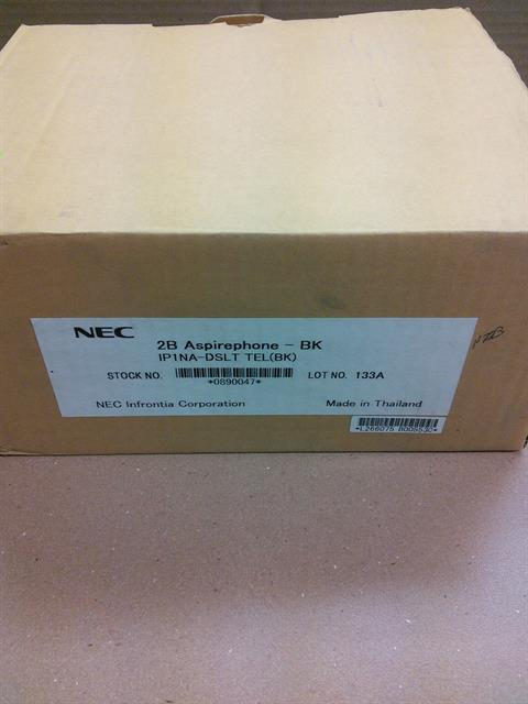 0890047 / IP1NA-DSLT (NIB) NEC image