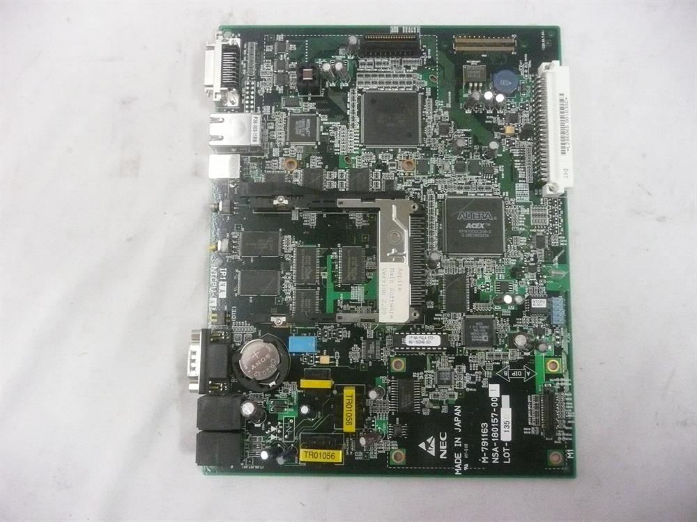 0891002 / IP1NA-NTCPU-A1 NEC image
