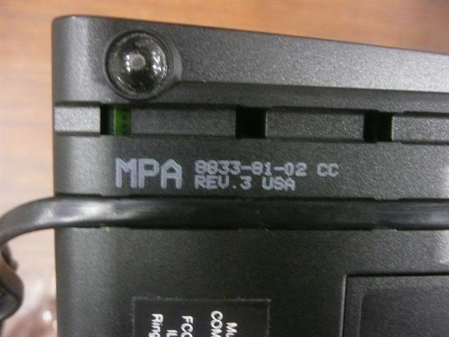 MPA 8833-81-02 GN Netcom image