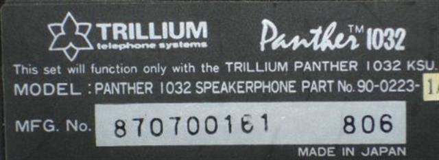 90-0223 Trillium image