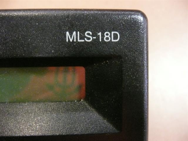 Avaya Partner MLS 18D 107092215 Black 18 Button Digital Telephone image