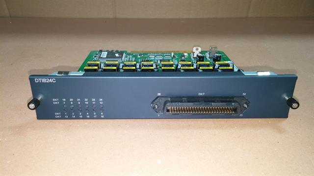 DTIB24C / 4532-24 Vertical Communications image