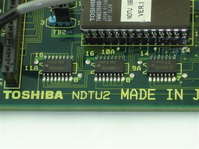 NDTU2 Toshiba image