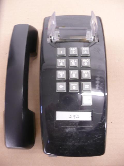 ITT Cortelco 255400-MBA-20F Phone image