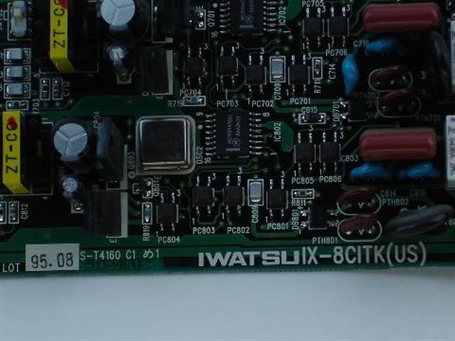 IX-8CITK / 101522 Iwatsu image