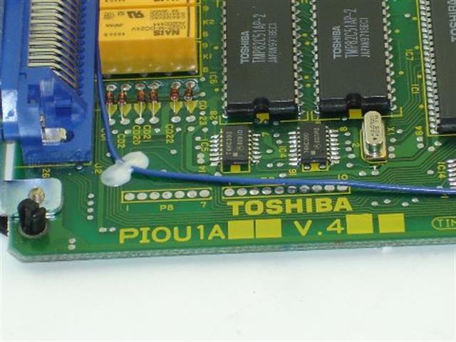 PIOU1A Toshiba image