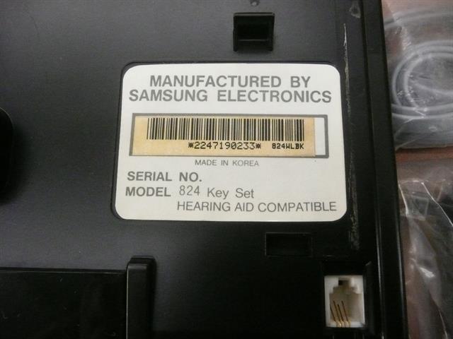 824 DIS 24B Samsung image