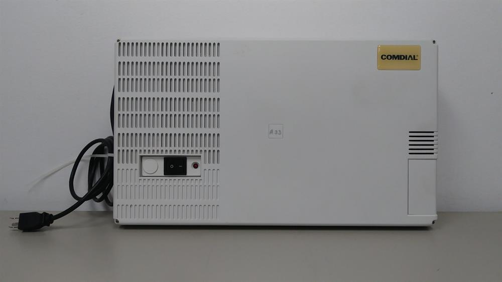 Comdial DX-80 7201-00 4 Analog CO (FXO) Line By 8 Digital Station by 4 Single Line (FXS) Station Main KSU image