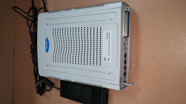 NT9T6502E5 (BCM50 R3 4x8x2x2x12x1) Nortel image