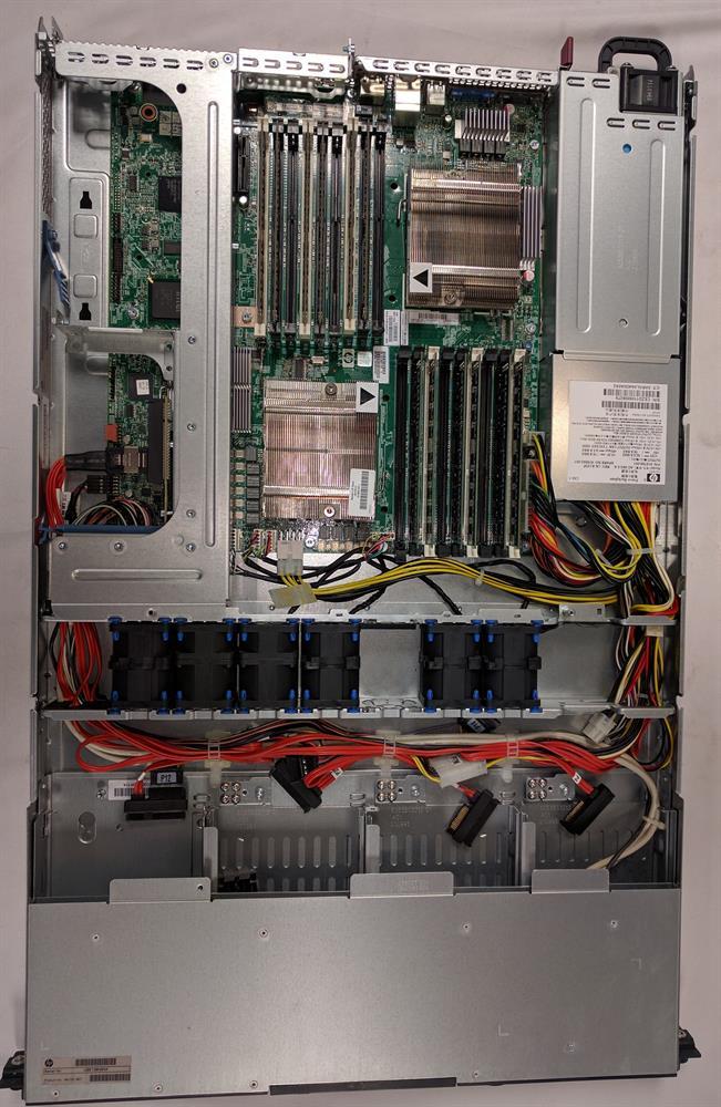 DL160 G6 (Dual X5650, 24GB DDR3R) HP image